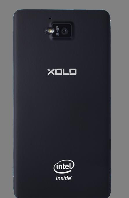 Lava_XOLO X900_Smartphone_Intel_Inside_back.png