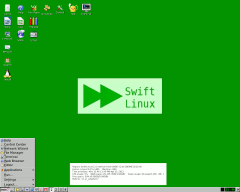 Swift Linux