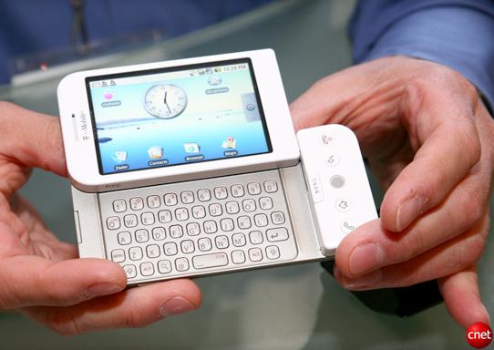 谷歌与甲骨文诉讼曝光Google Phone原型机