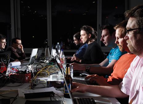 软件开发者聚集在德国Düsseldorf,在Haiku上编码与协作,形成一股开源的力量,致力于重写并改进一个名叫Be ...