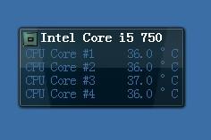 开源硬件监控软件:Open Hardware Monitor