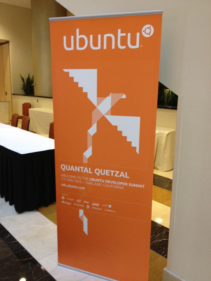 Ubuntu 12.10 Logo