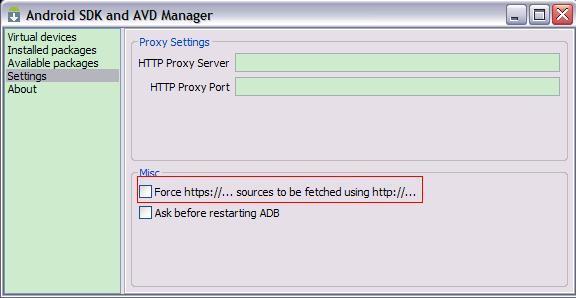 图 2. HTTP 请求方式设置