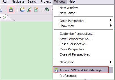 图 8.ADT 插件选项