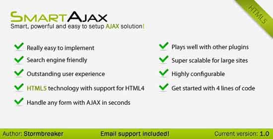 6. SmartAjax