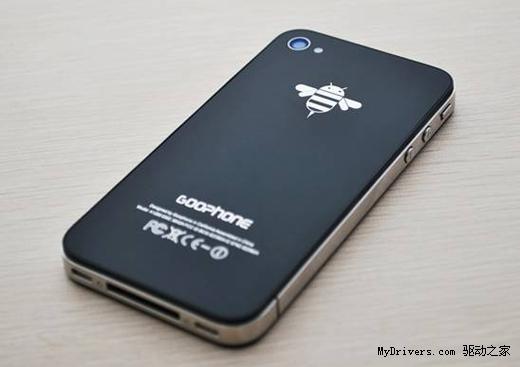 最强山寨iPhone 4S:视网膜屏配双核