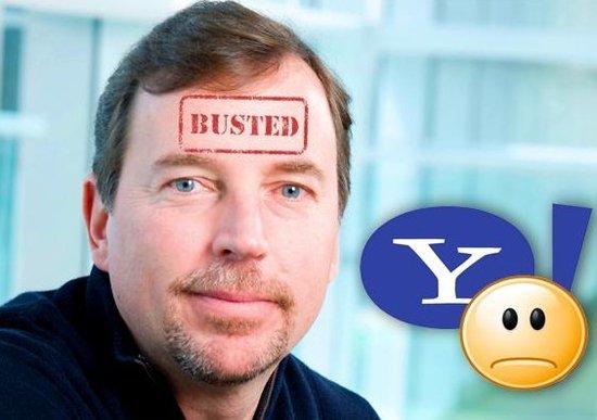 雅虎正式宣布汤普森辞去CEO职位