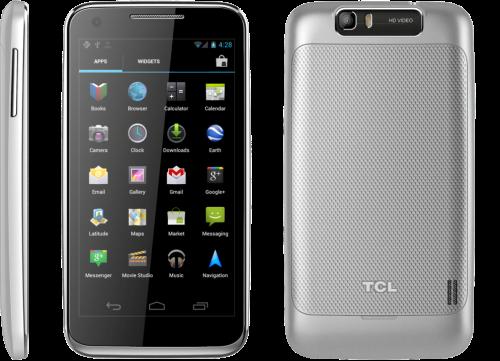 TCL双核智能机 S900或成2012最大黑马