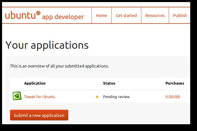 Tweak for Ubuntu