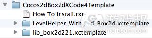templateFolderStructure