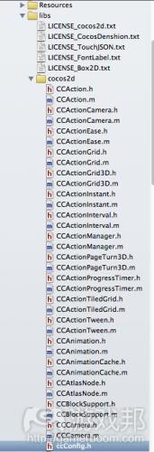 fixArtifactsCocos2dConfig