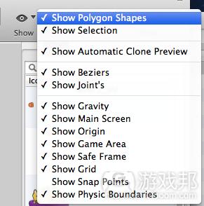 ShowPolygonShapes