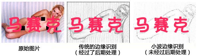提取图片里的人体轮廓。(图片来自原研究 )