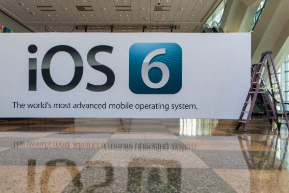 iOS 6横幅现身