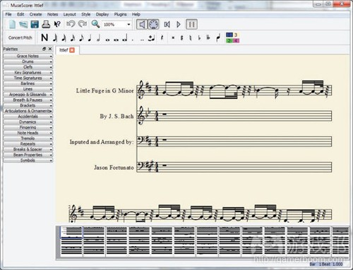 图2.6 MuseScore(from gamecareerguide)