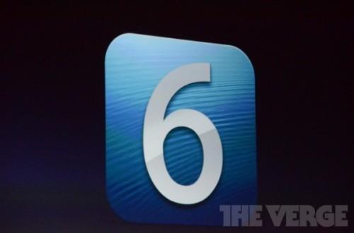 苹果iOS6正式发布200项升级功能更完善