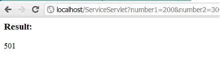图 15. 结果为实际结果 +1,确实为调用远程 Service