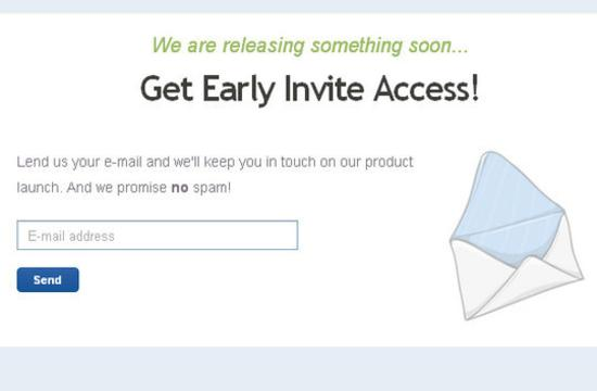 Building an E-mail Request Invite Form with jQuery