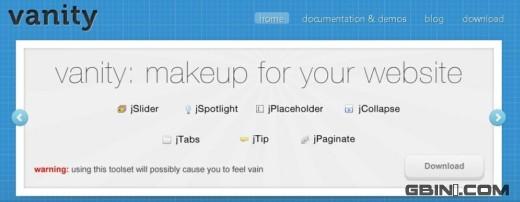 分享12个帮助你简化开发的jQuery插件