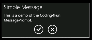 Code4Fun-MessagePrompt