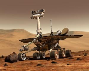"""""""好奇号""""火星车和它搭载的软件"""