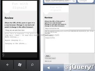 20 个很棒的jQuery Mobile 教程- OSCHINA