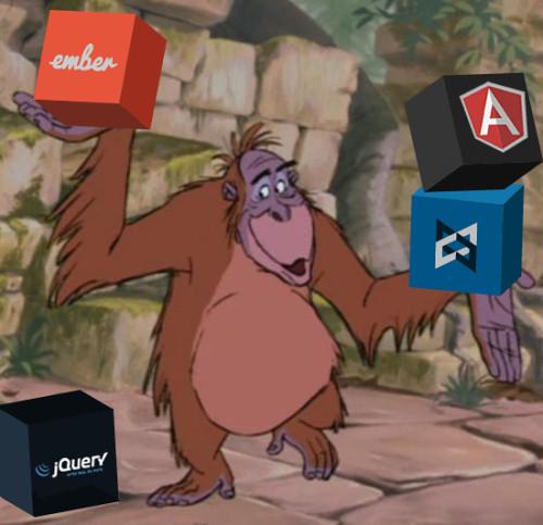 Javascript MVC架构之旅