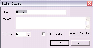 Edit Query 操作界面