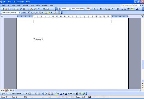 ux 中统计 Office 文档的页数