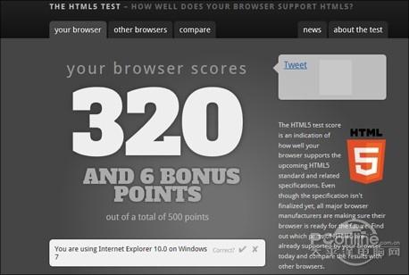 谁是Win7上最出色的浏览器?