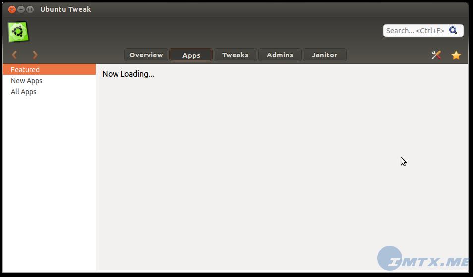 Ubuntu Tweak 0.8.3 0