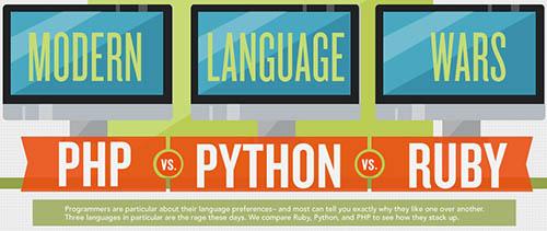 6. Python or Ruby