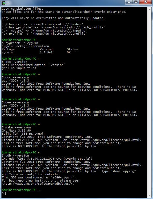 android JNI开发(1)--搭建cygwin环境 - 蒋委员长 - Loft Program