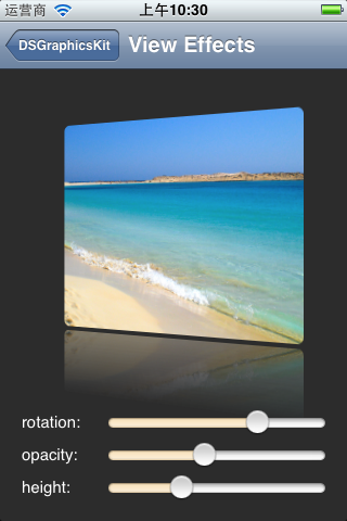 ios Graphics Kit