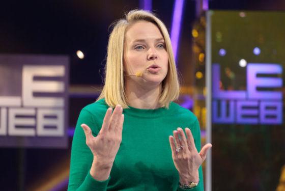 """雅虎CEO梅耶尔想打造""""一个雅虎""""的企业文化"""
