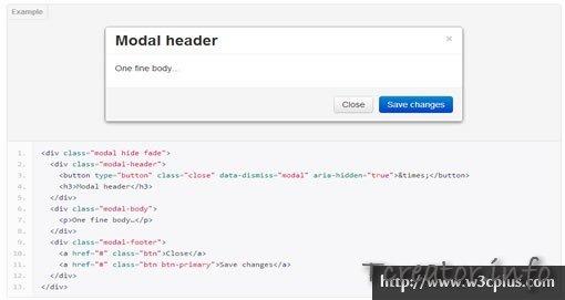 Modals bootstrap-modal.js