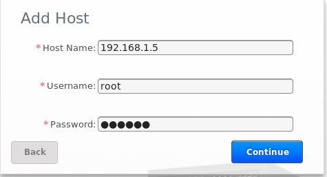 图 10:添加 host