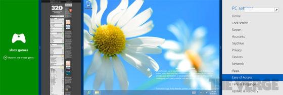 新的Snap Views功能,帮助用户在Windows桌面上平铺多款应用