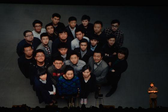 罗永浩在北京发布了其筹划了九个月的锤子rom