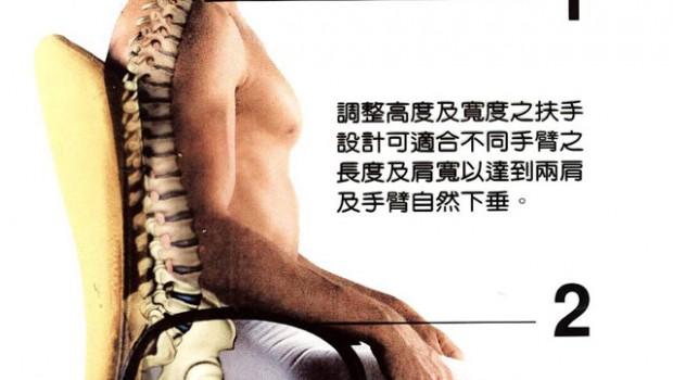 坐姿与脊椎
