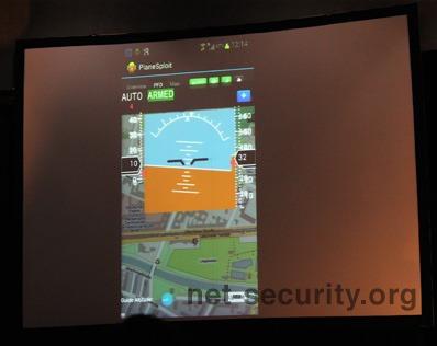 如何用Android智能手机劫持一架飞机