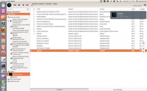 Xnoise 0.2.18