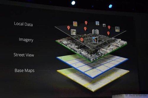 谷歌I/O大会未发布硬件 四层数据地图是亮点