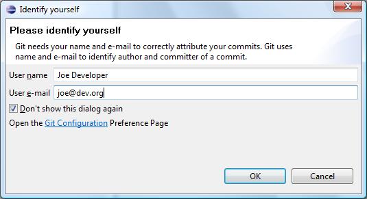 Image:Egit-0.11-initialConfigurationDialog.png