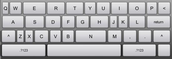 未来的移动键盘会是什么样子?