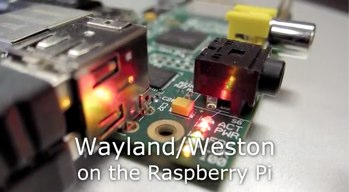 Wayland on Raspberry Pi