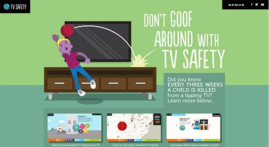TV Safety