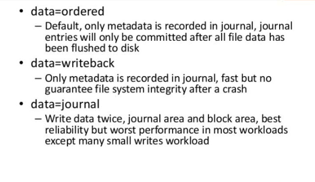 浅谈linux性能调优之四:文件系统的日志隔离 - 了了 - 了了的博客