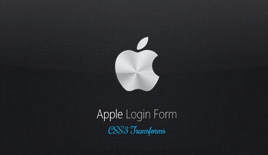 apple-login-form