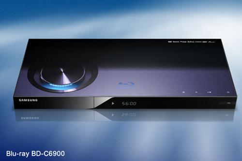 三星的全球首款支持3D的蓝光播放机也采用了Tensilica的可配置处理器